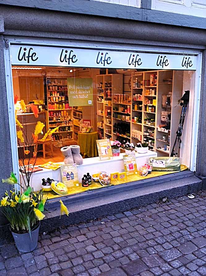Life butiken Lysekil