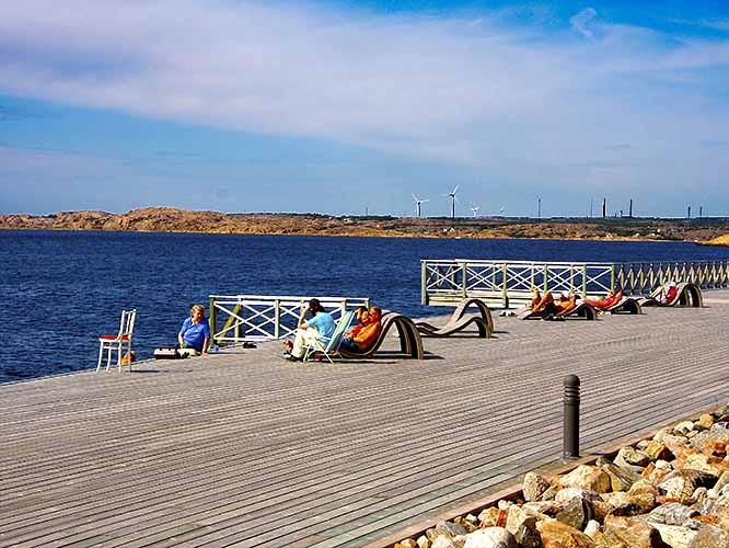 Norra Hamnen, Lysekil