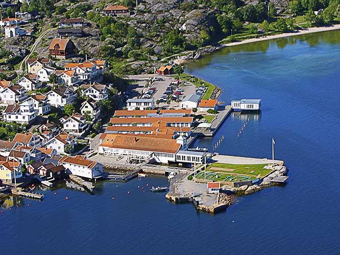 Gullmarsstrand Fiskebäckskil Skaftö