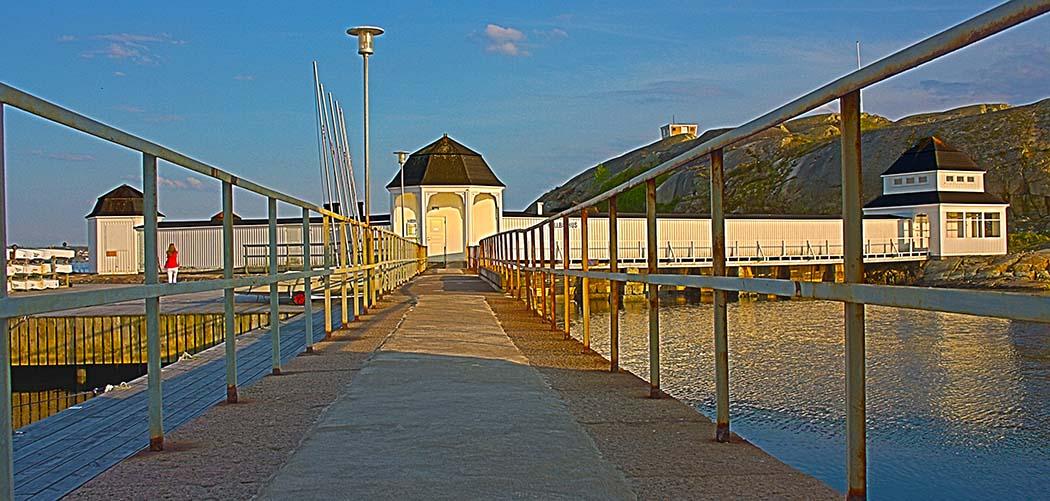 Kallbadhuset i Lysekil