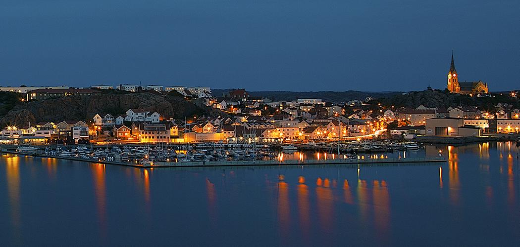 Norra hamnen Lysekil