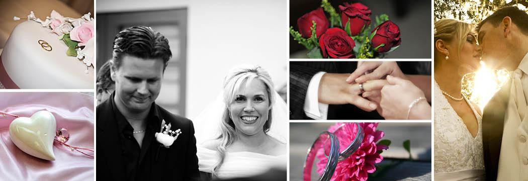 Bröllop och fest i Lysekil