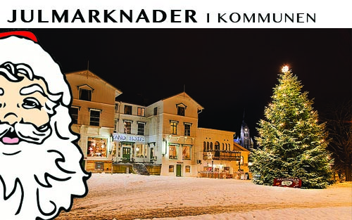 Julmarknaden på Röe Gård