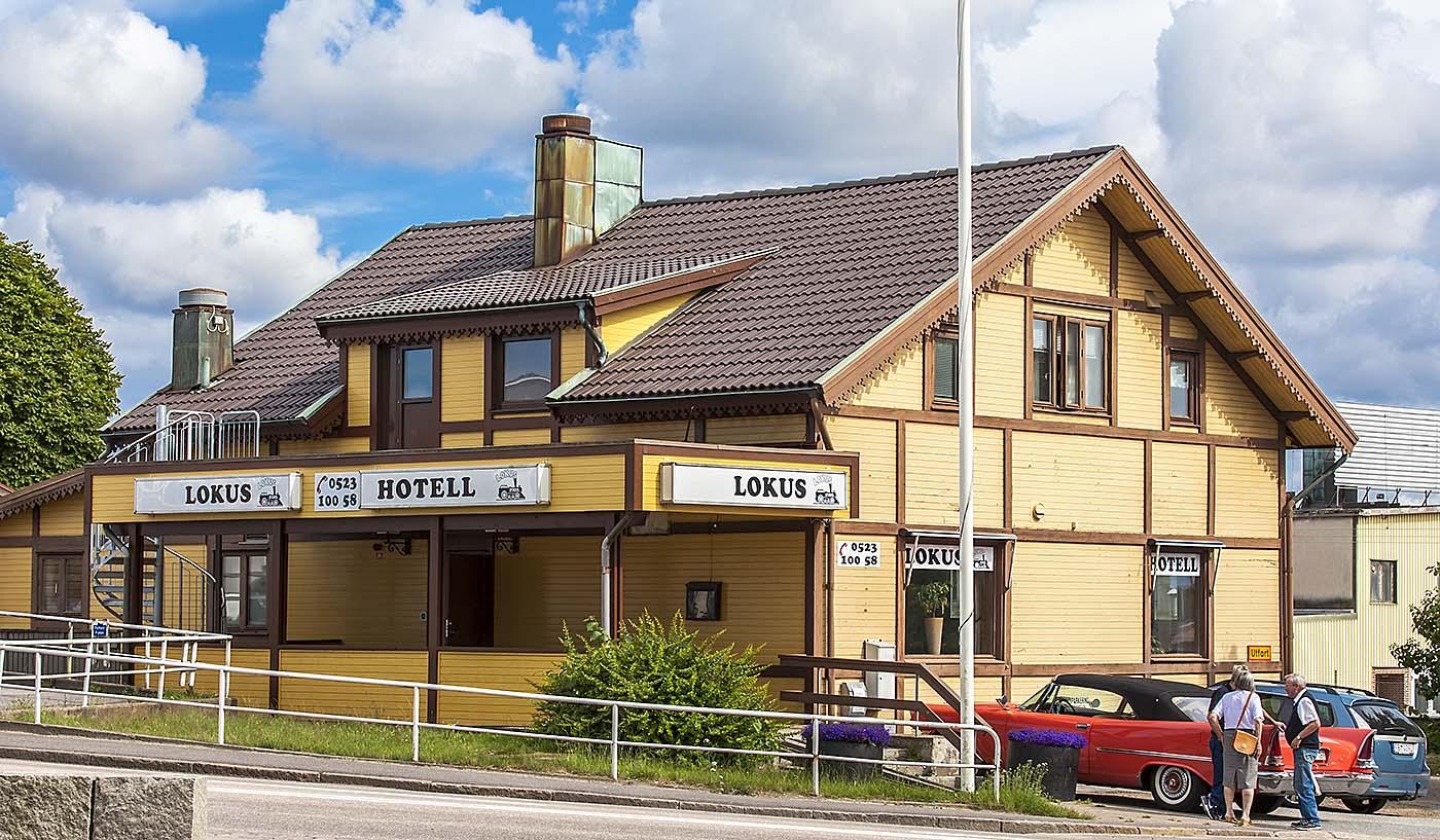 Hotell Lokus i Lysekil